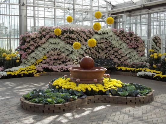 Meijer Conservatory Picture Of Frederik Meijer Gardens Sculpture Park Grand Rapids