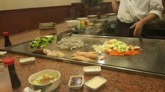 Chiba Japanese Steakhouse