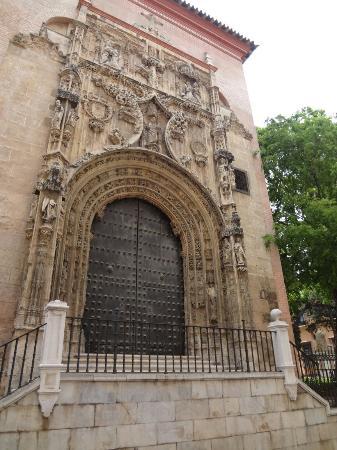 Dsc08045 Large Jpg Fotografia De Iglesia Del Sagrario Malaga
