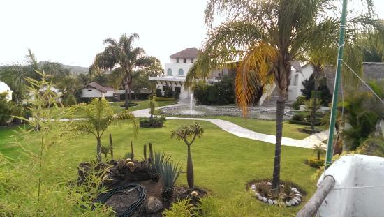Sitio Sagrado: Area de Jardin
