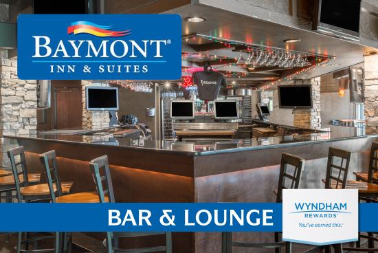Bartonsville, Pensylwania: THE LOUNGE & BAR AREA