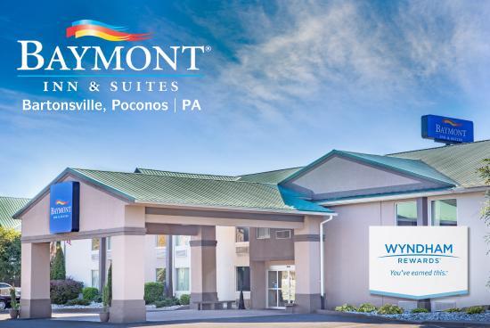 Baymont by Wyndham Bartonsville Poconos