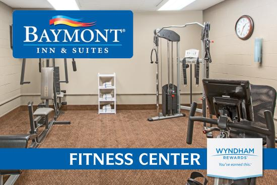 Baymont Inn & Suites Bartonsville Poconos: FITNESS CENTER