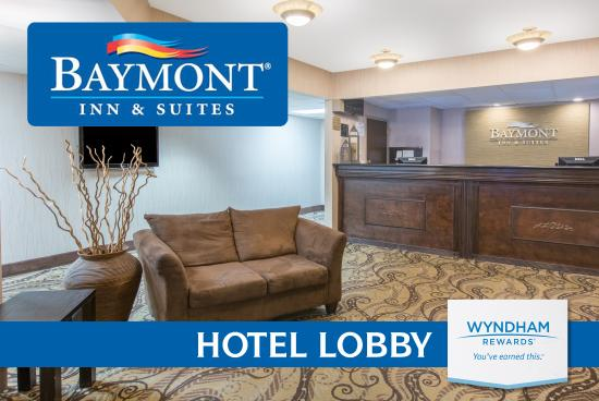 Bartonsville, Пенсильвания: BAYMONT INN & SUITES LOBBY