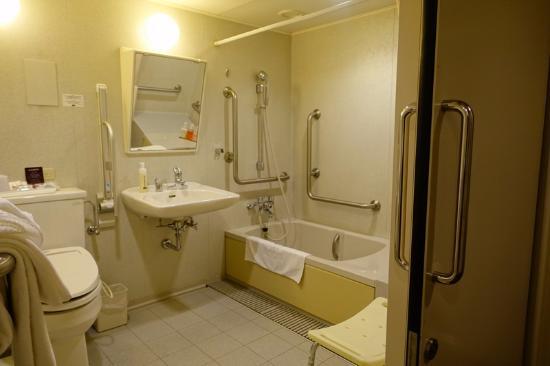Mitsui Garden Hotel Kyoto Shijo: Bathroom