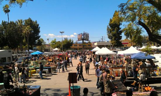 Photo of Tourist Attraction Melrose Trading Post at 7850 Melrose Ave, Los Angeles, CA 90046, United States