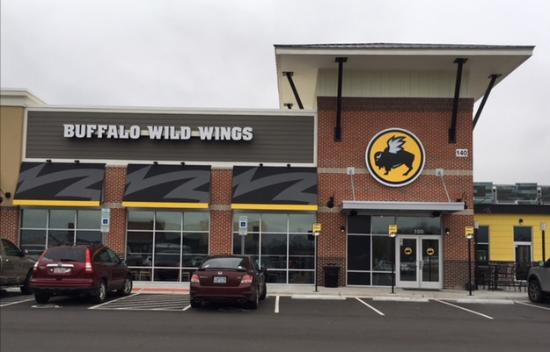 The amount varies based on the size of the wings. As of , with a normal sized wing, a small from Buffalo Wild Wings will be 10 wings. Boneless numbers also vary but .
