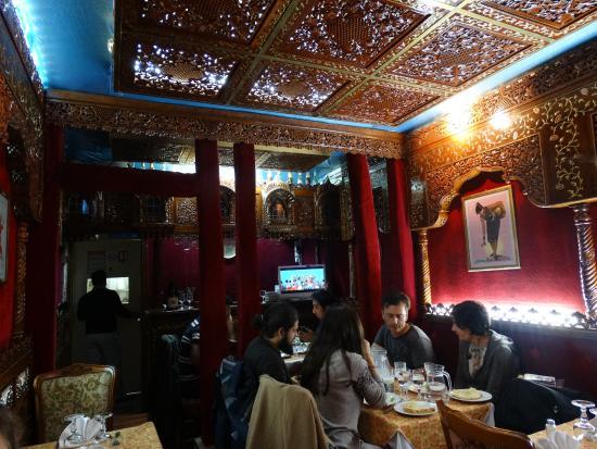 Shenaz Restaurant Indien