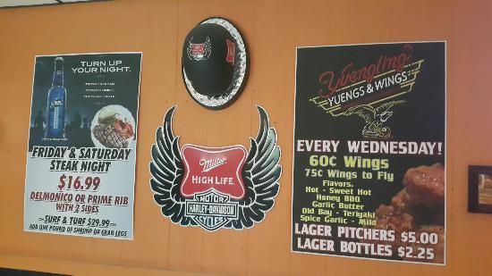 McConnellsburg, PA: Good place to hangout!!! Biker welcom!!!
