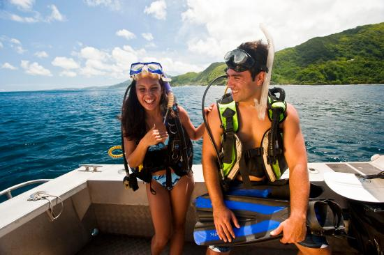 Snorkeling and Dive excursions in American Samoa