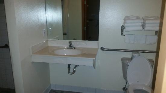 Mt. Olympus Villages: bathroom
