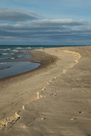 Stevensville, MI: The beach