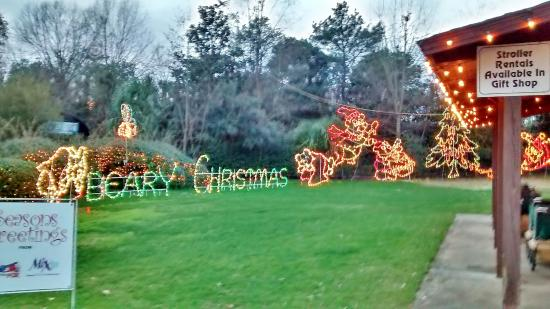 Montgomery Zoo Christmas Lights 2020 zoo lights end   Picture of Montgomery Zoo   Tripadvisor
