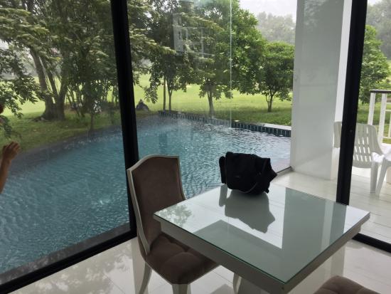 The Par Phuket : プライベートプール