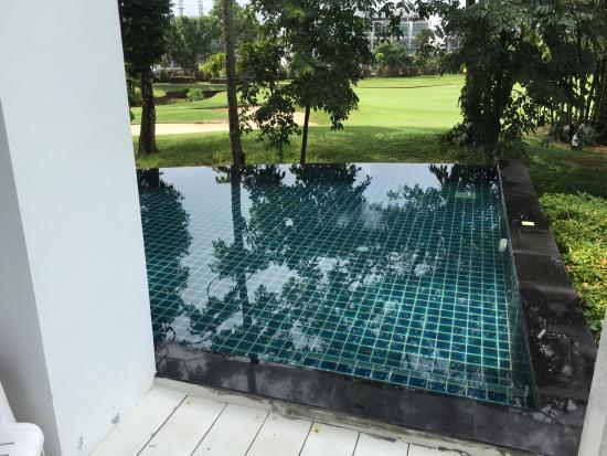 The Par Phuket: プライベートプール