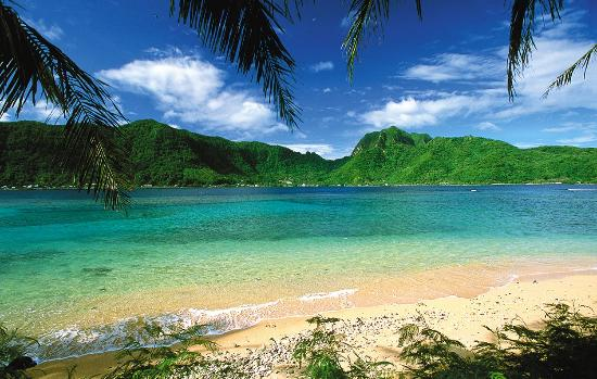 Faga'alu Beach in Tutuila, American Samoa - Picture of ... American Airlines Flights