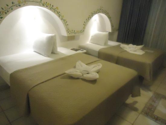 Hotel Banana: MUY RECONFORTANTE