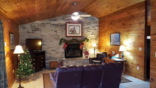Steeles Tavern, فيرجينيا: Alpine Hideaway