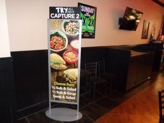 capriotti 39 s sandwich shop pahrump restaurant avis. Black Bedroom Furniture Sets. Home Design Ideas