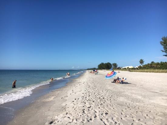 Captiva Pass: playa