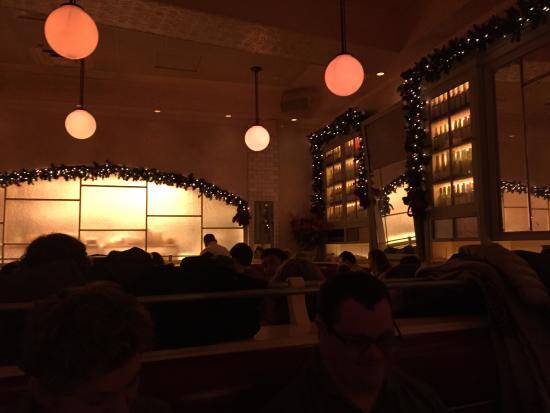Main dining area - Right