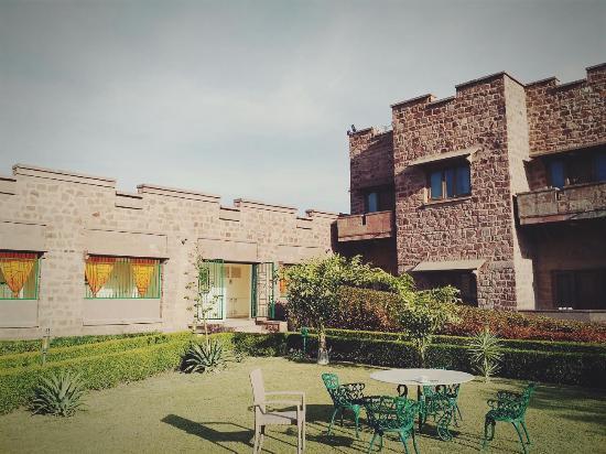 Landscape - Bijolai Palace - A Inde Hotel Photo