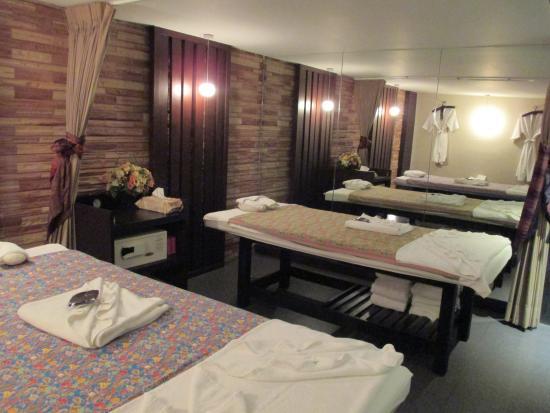 S31 Sukhumvit Hotel: ภายในห้อง สปา ครับ