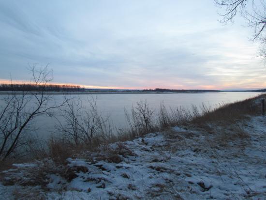 Washburn, Dakota Północna: Along the Missouri River