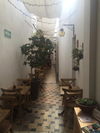 Repubblica Cocina Urbana Cafe