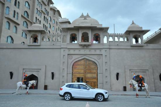 Fairmont Jaipur: The Royal Door