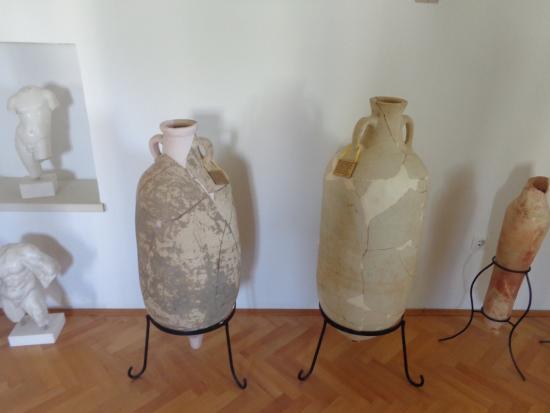 Solin, โครเอเชีย: vases