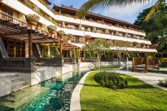 candi bentar area picture of nusa dua beach hotel spa nusa dua rh tripadvisor co za
