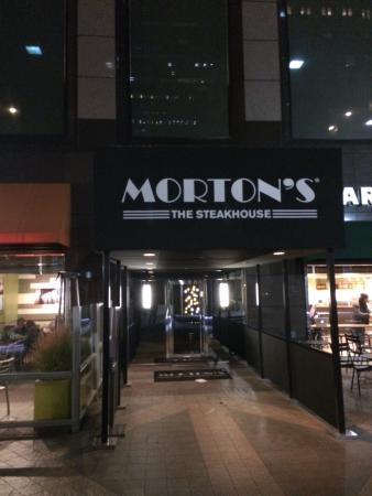 Morton's of Chicago