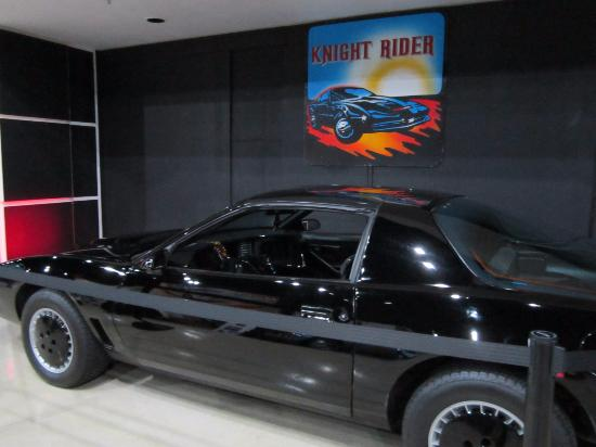 Knight Rider - Picture of Celebrity Car Museum, Branson