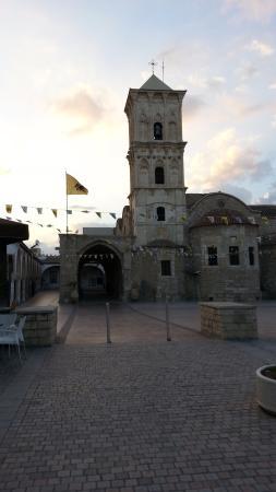 Livadhiotis City Hotel: chappel