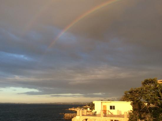 Home Sweet Home Resort: Double rainbow