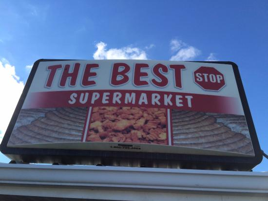 ‪The Best Stop Supermarket‬