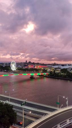 Mercure Brisbane: View