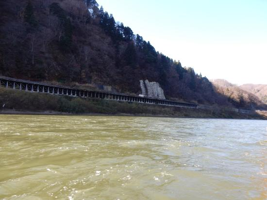 Mogami River Basyo Line Descent
