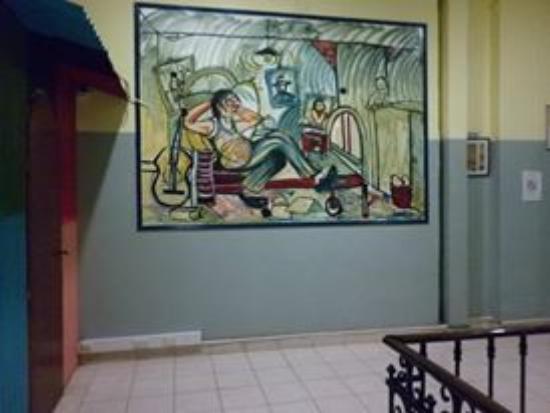 Ayres Portenos Tango Suites: Decoracion