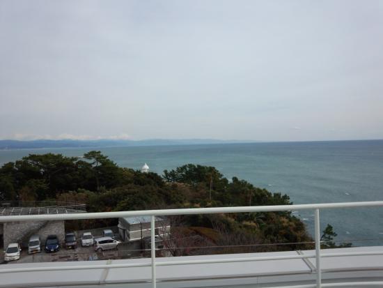 The Sakamoto Ryoma Memorial Museum: 屋上より