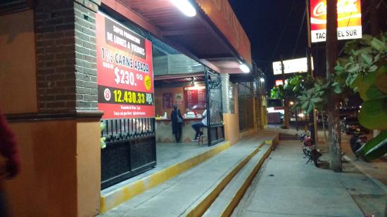Tacos del Sur