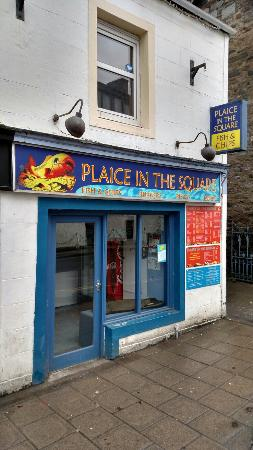 The Plaice In The Square