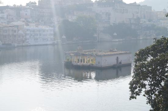 Hotel Thamla Haveli: LAke View