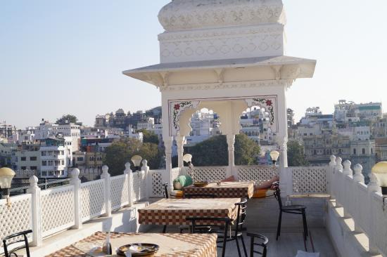 Hotel Thamla Haveli : Sitting Area
