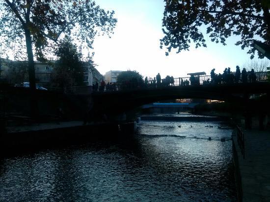 Κεντρική Γέφυρα Ληθαίου