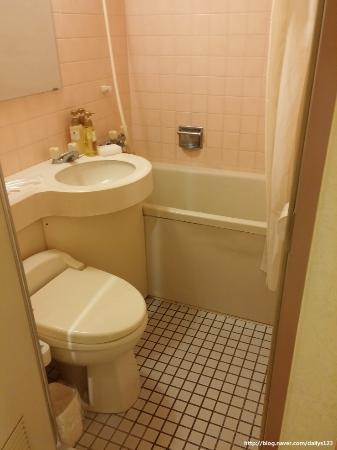 Arrow Hotel: 욕실