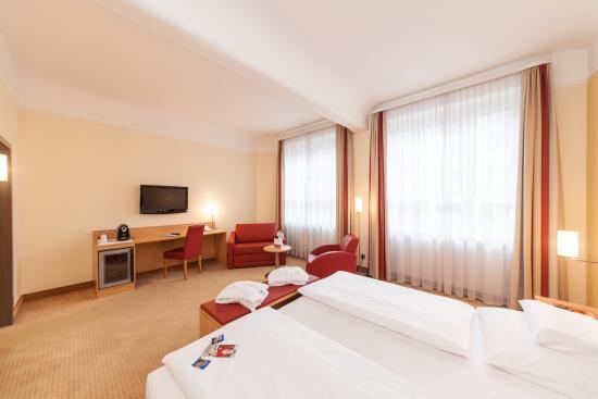 Novum Hotel Offenbacher Hof: Doppelzimmer Komfort