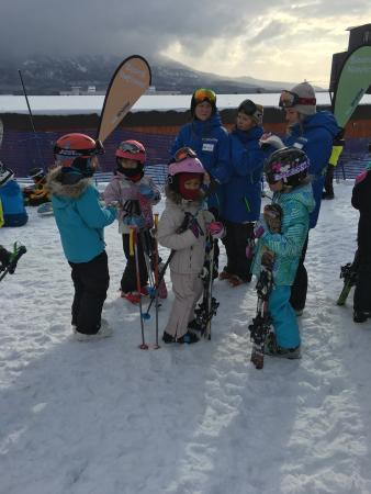 Asuka Apartments: ski school