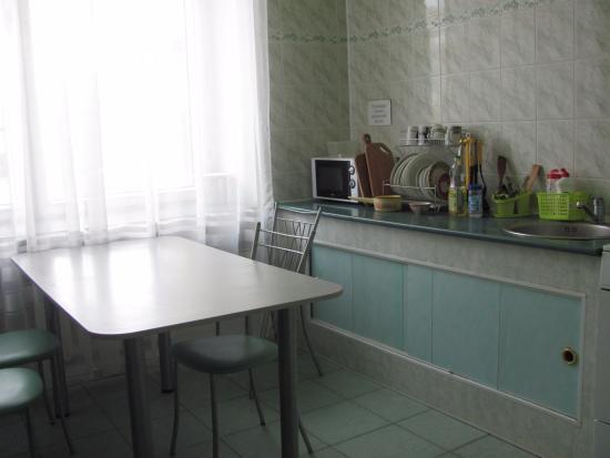 Duk: Кухня отеля